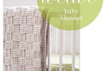 baby blankets / by Carol Milligan