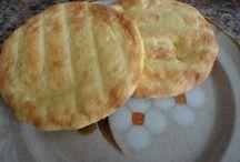 Bread/wraps /baps / Low carb