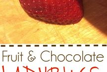 From the Farm: Strawberries / Activities and Strawberry Recipes that the whole family will love! / by AVI Foodsystems