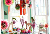 MaD hAtTeR tEa PaRtY / by Corene McVeigh