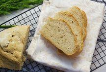 Domowe wypieki - chleb