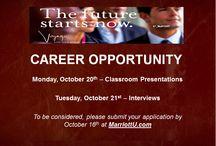 Opportunities / Jobs & Internships