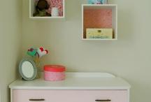 Little girl's room / by Rakel' Fisher Sampson