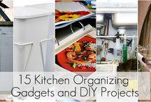 Organizing / by Jen Barrett Designs