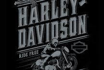 Harley Davidson Art Work