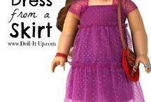 Doll dress Кукольная одежда Puppen Kleidung
