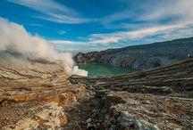 Ijen Crater / Ijen Crater