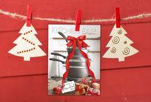 Navidad 2017 / Hornea sobre la estufa con nuestros magníficos utensilios de Cocina.