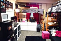 Dorm room / by Hannah Cuddy