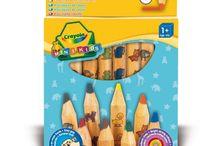 карандаши малышам