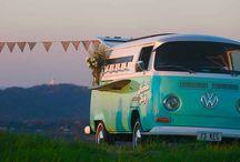 Mobile Vans // Honeywed