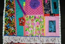 Handcrafted Fidget Quilts