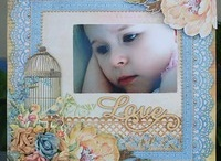 Scrapbook pages / by Cheryl Cedrati