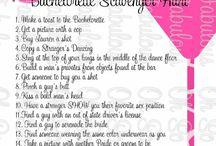 Bachelorette Party/Week / by Mierra Morrisette