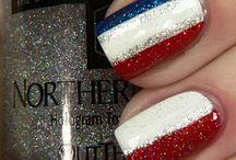 Ideas for nails / by Kimberley Huff