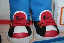 dekorgumi cipő