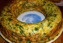 omelette tunisienne