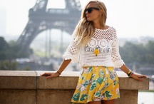 Paris / by charlotte malpass