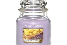 Yankee Candles / by Vicky Davis