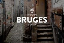 Brugge - Real Local Must See Tips