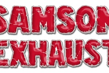 Samson Exhaust / #Samson_Exhaust / by ProRidersMarketing Joe D.
