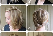 Haircut ideas / by Marissa Mahoney