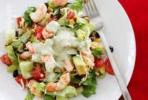 Salads / by Lisa Cooke Sallee