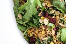 Salads !  healthy choice