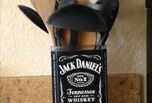 Jack Daniels Craft Ideas