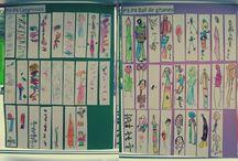 Concurs punts de llibre Sant Jordi 2015 - Escola Torre Roja / Els alumnes de les escoles Joan Casas i Torre Roja han participat al concurs de punts de llibre de Sant Jordi 2015 de la biblioteca. Aquí podeu veure tots els participants de l'escola Torre Roja