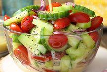 ...salads