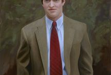 Portraits by Patricia Hargrove - Oil / Oil portraits by Patricia Hargrove