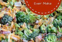 brocoli salad recipe
