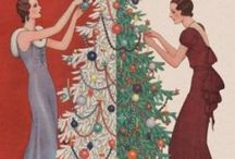 1930's Christmas / Inspiration for Pinewood / by Amber Johnson