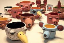 4-6 art ideas / by Elma Olalde