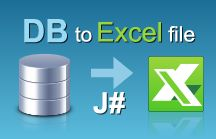 Excel Library | J# Tutorials / Excel file manipulation in J# - best practices for export data to Excel, import data from Excel and formula calculation