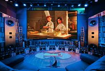 Home Theater / The Quest for the Ultimate Picture & Sound Quality . . . is explored here ;-D / by Jeremy Kipnis