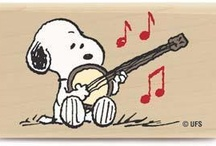 Snoopy & Gang / by Sharon Brown