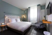 Hôtels vintage à Paris