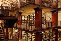 Library - Könyvtárak