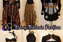 Steampunk fashion