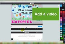 HOW TO Get Started on Tackk / A variety of different HOW TO guides for getting started on Tackk and using Tackk's different features in and out of the classroom.
