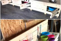Learnscape mud kitchen