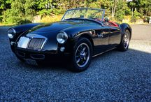 MG Cars / MG Cars The favorite sports car of England
