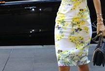 Платья-цветы