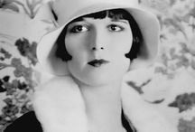 Louise Brooks / Mary Louise Brooks (November 14, 1906 – August 8, 1985), who worked professionally as Louise Brooks, was an American film actress and dancer noted as an iconic symbol of the flapper, and for popularizing the bobbed haircut.