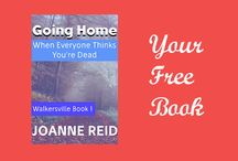 Joanne Reid's Fiction / Fiction with a bit of suspense. Living in a small town can be a lot scarier than you think.
