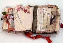 Beautiful Handmade Books / Inspiring books and art journals made by hand.