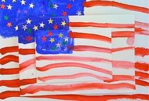 Seasonal: Patriotic Themes in Art