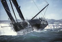 Set Sail with Mercedes-Benz, HUGO BOSS and Alex Thomson Racing.